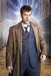 Tenth 10th Doctor Coat