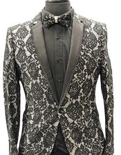 Paisley Fashion Fancy Floral Fashion Mens