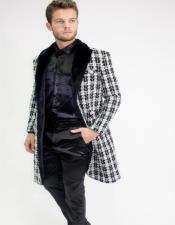 Quarter Overcoat + Car