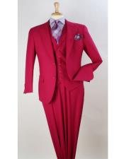 Wool Fabric Suits 2