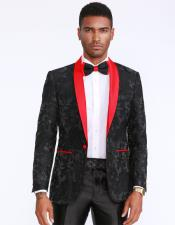 and Black Prom ~ Wedding Tuxedo Dinner Jacket Blazer Sport Coat