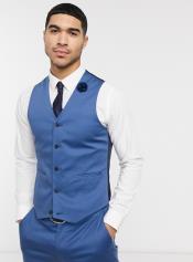 Vest + Blue (Vest