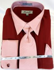 Colorful Mens Dress Shirt