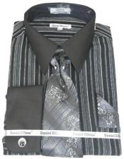 Mens Fashion Dress Shirts and Ties