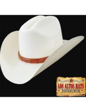 1000x Los Altos Straw Hat