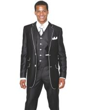 Funeral Attire - Funeral Outfit - Funeral Clothes Funeral Suit