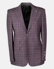 Peak Lapel Dress Suit