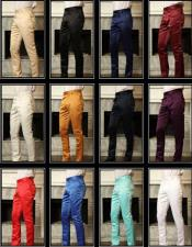 Mens Satin Pants