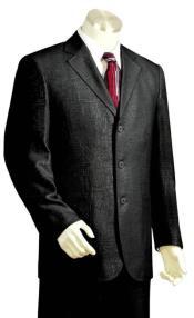 3 Button 3pc Suit Vest and Pants Set