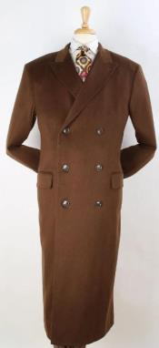 Vicuna - Light Brown Coat - 100% Wool Vicuna - Light