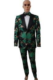 Mens Floral Suits Coming November 20/2020
