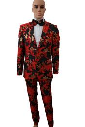 Floral Suits Coming November 20/2020