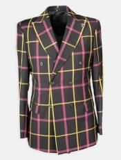 mens Pink-Linen-Vent-Sport-Coat