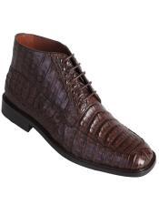 Mens Dress Ankle Boots Los Altos Boots Short Cowboy Boot - Western