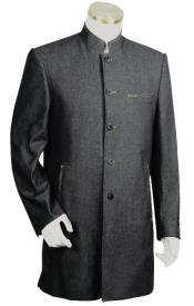 Mens Professional Looking Denim blazer