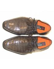 Mezlan Brand Mezlan Mens Dress Shoes Sale Mens Mezlan Full Baby Alligator