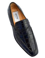 Mens Ferrini Brand Shoe Mens Black