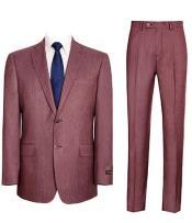 Mauve Suit - Salmone Suit