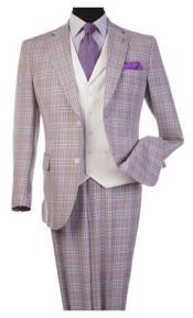 Harvey Suit - Vested fashion Suit-