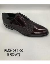 Tuxedo Shoes - Formal Shoes- Mens