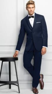 Michael Kors Tuxedo - Michael Kors Blue Tuxedo - Michael Kors Grey