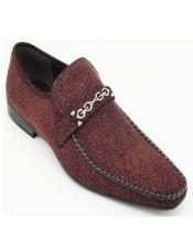 ZOTA Shoes - Leather Shoes - Fashion Dress Shoe - Slip