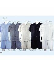 Mens Suit Shorts