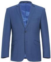 Renoir Tattaglia Classic Fit Suit Style#