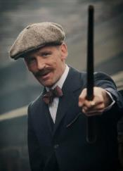 Peaky Blinder Suit $149 + Add Overcoat For $150 More + Hat
