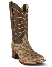 Botas De Pescado Mens Los Altos Pirarucu Boot Matt Mink