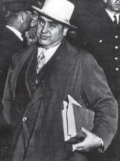 Al Capone Suit - Al Capone Custome - Al Capone Outfit