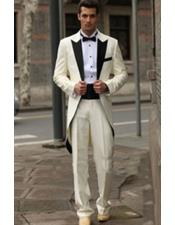 Cowboy Wedding Suit - Western Tuxedo Included Vest and Pants and Tie