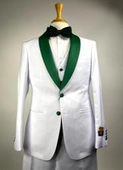 Mens Emerald Green Suit - Emerald Suit