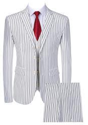 Gangster Suit - 1920 Suit - Pinstripe Suit - Vested Suit