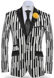 Fashion Blazer and Sport Coat Piano - Wedding - Tuxedos - Suits