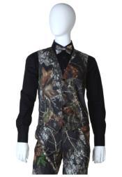 Camo Tuxedo - Camouflage Tuxedo - Camo Wedding Suit