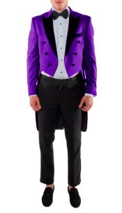 VICTORIAN TAILCOAT - Tuxedo Jacket With The Tail Suit Tuxedo With Tails