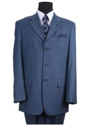 Teal Suit - Dark Teal Suit - Teal Blue Suit