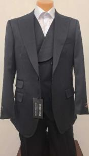 Wintage Suits - 1920s Suit - Trational Old Man Pattern - Peaky