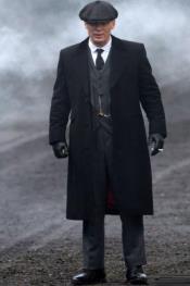 Thomas Shelby Tench coat