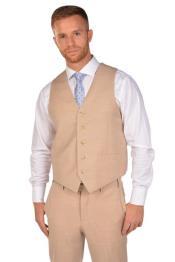 - Tan Wedding Suit