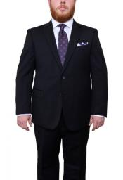 Suits For Big Belly Black
