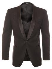 Snakeskin Blazer - Snakeskin Jacket Black