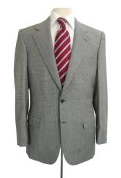 Mens Houndstooth Suits - Patterned Suits