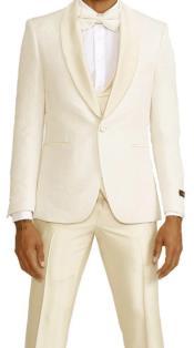 Slim Fit Tuxedo 4