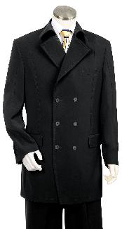 High Fashion Black Zoot