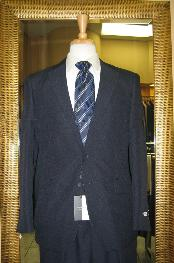2 Button Navy Discounted