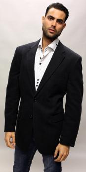 Color Black Sport Coat