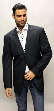 Sport Coat with Square