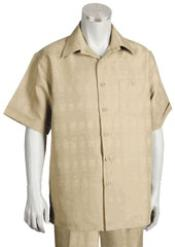 Walking Suit Mens Short